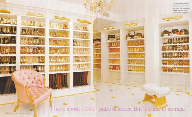 mariah closet