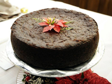 Christmas Cake Recipe Without Rum